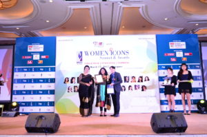 Mini Dwivedi at the BERG Women Icons Award Ceremony 2017