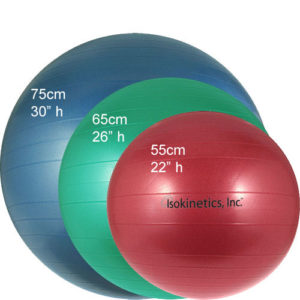 The Therapy Ball – How Do OT's Use It For Sensory
