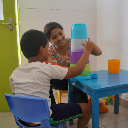 Play based speech therapy