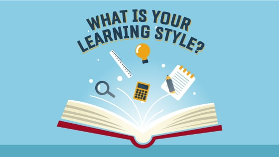 Knowing you child's learning style helps you to integrate a lot of fun based experiences
